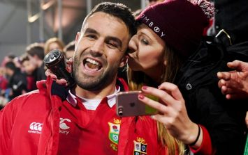 Seven Irishmen included on a cracking Lions 2021 team