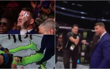UFC crown new champion while another shows zero chill