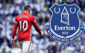 Wayne Rooney's transfer to Everton is only going to end in one way