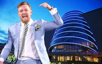Dana White gives update on McGregor-Mayweather world tour and Dublin