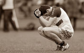 You have four minutes to answer this one GAA question, but it probably won't be long enough