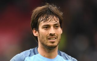 David Silva has always wanted to play for his local club, Las Palmas
