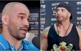 Artem Lobov justified his presence on Mayweather vs. McGregor world tour with one killer comment