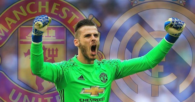 David De Gea's snub to Real Madrid fans in L.A will please Manchester United supporters