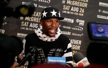 Floyd Mayweather's curious reason for refusing to go to Dublin on world tour tells you everything