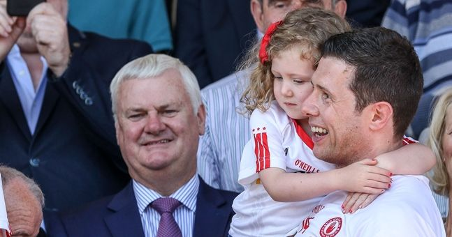 Sean Cavanagh makes 87th championship appearance for Tyrone