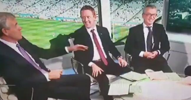 Colm O'Rourke stirs the shit over Joe Brolly's criticism of Gooch