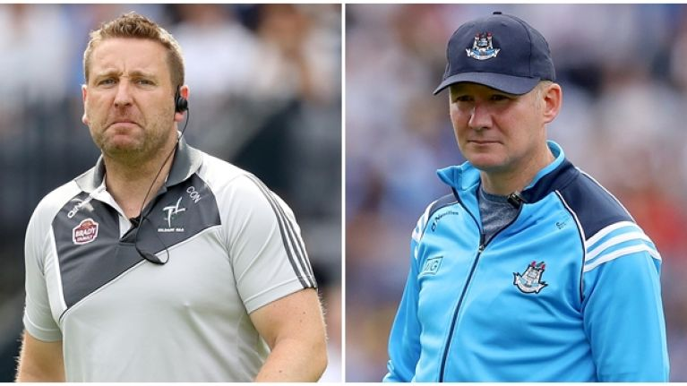 Kildare actually did what no other Leinster team managed against Dublin in four years