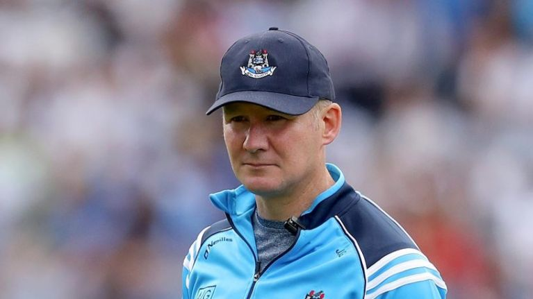 Jim Gavin not happy with the state of the Croke Park pitch after Coldplay gig