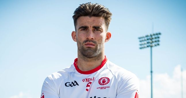 What Tiernan McCann does to make Tyrone training says it all about the man