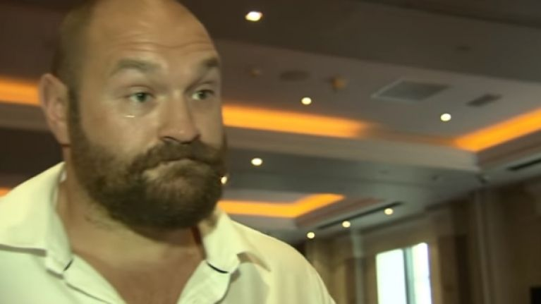 Mike Tyson responds to Tyson Fury's claim that he would knock him out