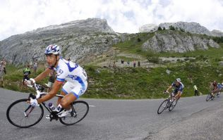 This Tour De France cyclist's legs will scare the bejaysus out of you