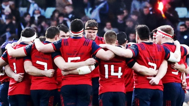One of Munster's smartest summer signings reveals Ronan O'Gara influence