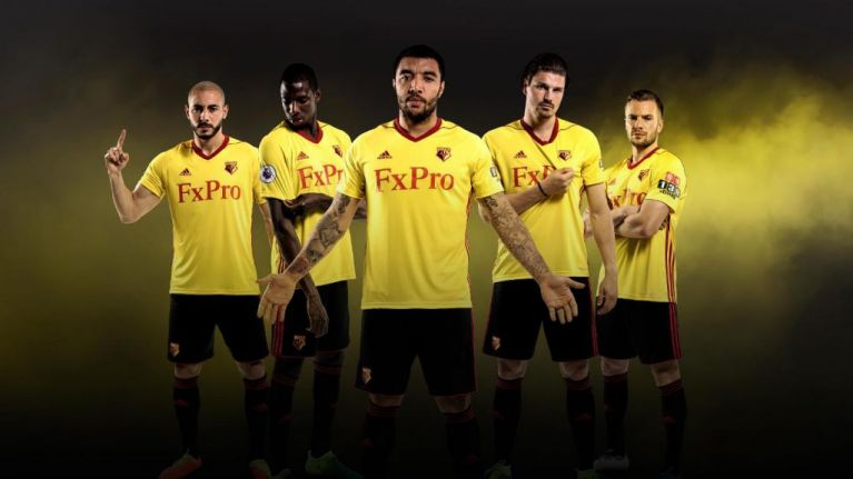 separation shoes c3d1d 95b26 Ranking the best home kits out of all 20 Premier League ...