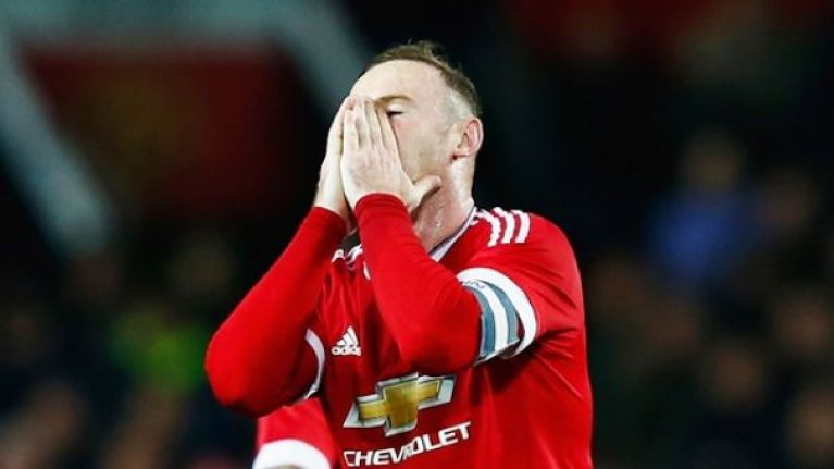 Wayne Rooney reveals when he knew his Manchester United career was finished