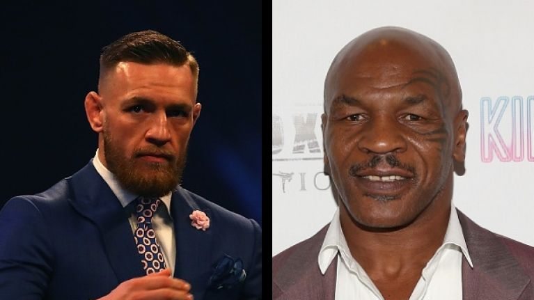 """Conor McGregor's response to Mike Tyson over claims the Dubliner will """"get killed in boxing"""""""