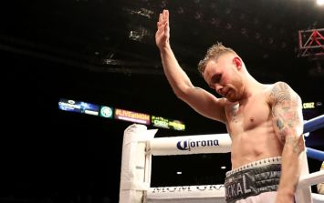 Carl Frampton loses potential title shot after missing weight by agonising margin