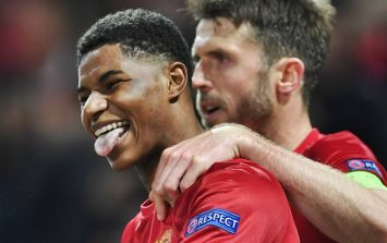 It's hard to argue with Thierry Henry's advice for Marcus Rashford