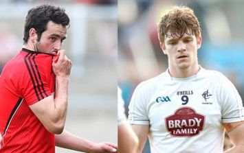 Down and Kildare have received same result on black card appeals