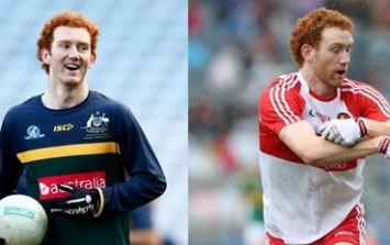 Former Derry minor captain set to complete astounding rise through AFL ranks on Saturday