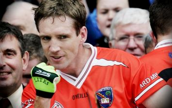 Kieran McGeeney's way of dealing with boozy Armagh teammates was pretty... old-school