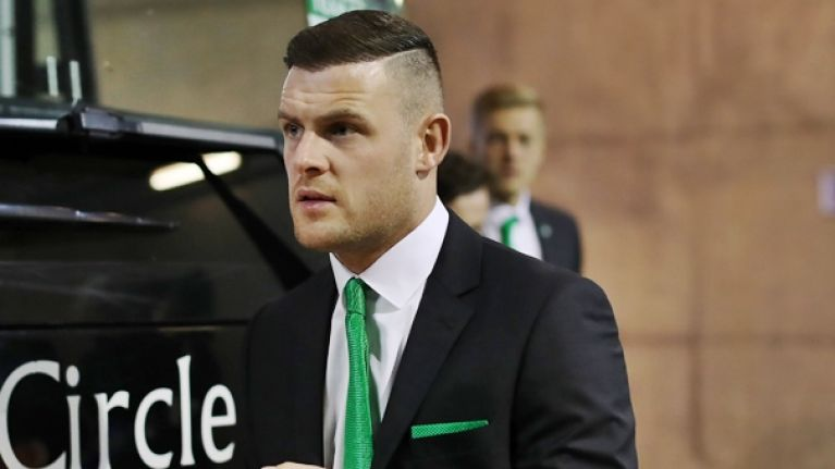 Anthony Stokes has been released by Hibernian