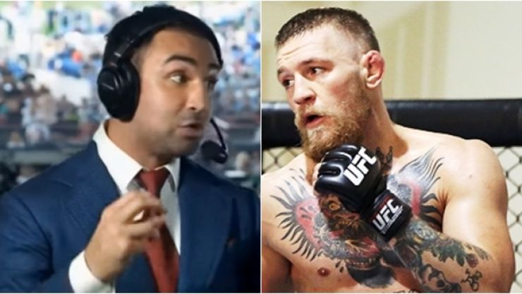 'His whole life is about fooling people' - Paulie Malignaggi on Conor McGregor bus attack
