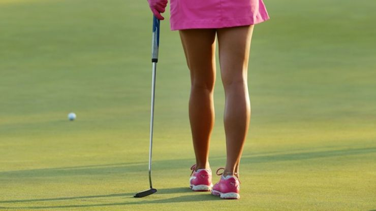 Top female golfer delivers hilarious response to LPGA's strict new dress code
