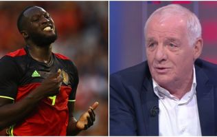 "Eamon Dunphy labels Romelu Lukaku ""the Belgian Emile Heskey"""