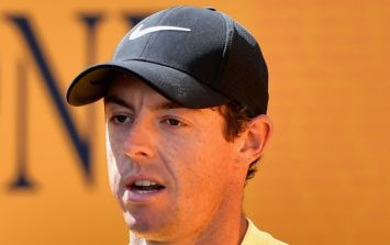 Even Fox are talking about Rory McIlroy's outlandish fashion choice