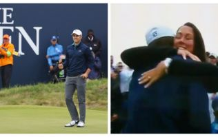Matt Kuchar's wife's lovely gesture to Jordan Spieth sums up what sport is all about
