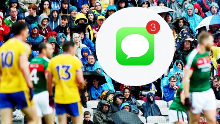 Roscommon fan sends hilarious message to all farmers ahead of Mayo match
