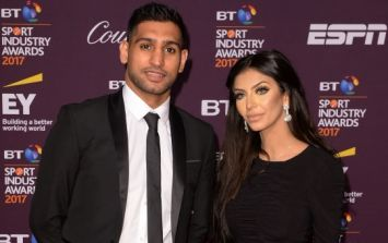 Amir Khan accuses wife of moving on to Anthony Joshua, she responds on Twitter