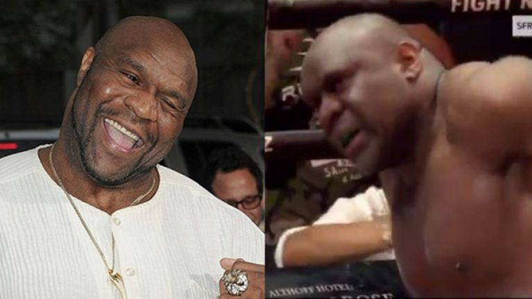 Bob Sapp's latest knockout loss was predictably embarrassing