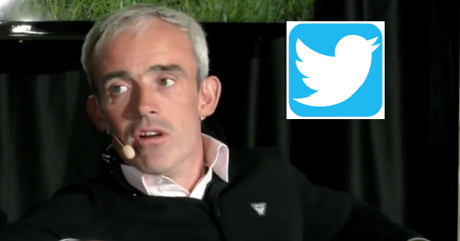 The reason Ruby Walsh quit Twitter will make you question why you bother with social media