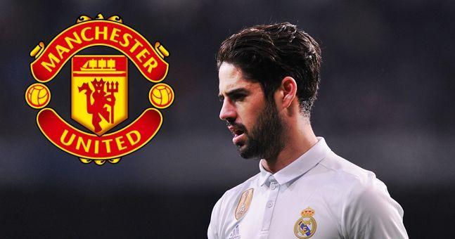Manchester United Isco