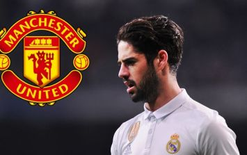 "Manchester United didn't sign Isco because ""his head is too big for his body"""