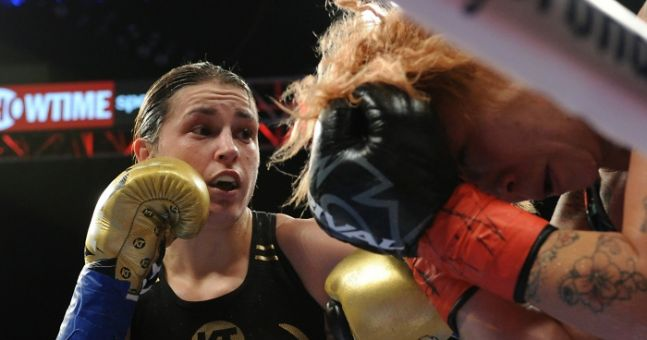 Katie Taylor will NOT fight on Mayweather v McGregor undercard