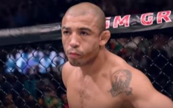 Jose Aldo has an absolutely perfect opponent in mind for his UFC return