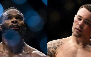Former sparring partner teases life-ruining dirt on Tyron Woodley amid beef with Dana White