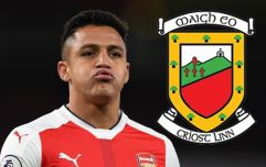 Mayo GAA man puts Alexis Sanchez through wringer on return to Arsenal training