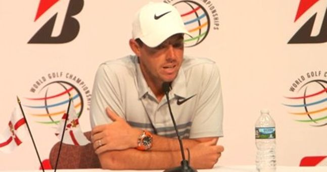 Rory McIlroy speaks with pure grace about decision to sack caddie