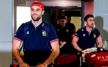 You will be physically sick when you see Conor Murray's room full of unreal gear