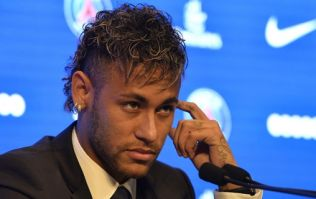Report - Chevrolet prepared to provide financial support to bring Neymar to Manchester United