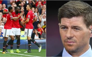 Steven Gerrard singles out Manchester United player he would like to see at Liverpool