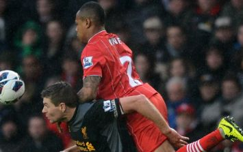 Steven Gerrard had some harsh realities for Nathaniel Clyne following Liverpool victory