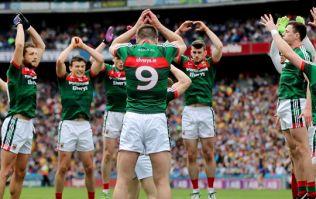 Mayo U21s debut absolutely class change strip