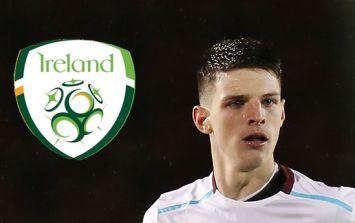 Gareth Southgate and England keeping tabs on Ireland underage star
