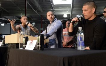 Had it not been for Nate Diaz, Conor McGregor may not have obtained his boxing licence