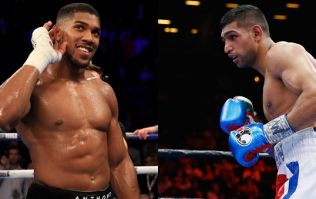 Amir Khan has apologised to Anthony Joshua following last week's bizarre accusation